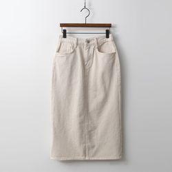 Vanilla Long Skirt