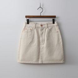 Cheese Mini Skirt
