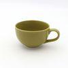 NEMO 달소금 예쁜 도자기 카페 커피머그컵머그잔-옐로우그린