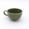 NEMO 달소금 예쁜 도자기 카페 커피머그컵머그잔-바다그린