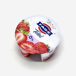 그릭 무지방 딸기 요거트 100g