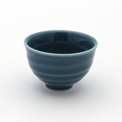 NEMO 달소금 도자기소주잔 27색 유광 골뱅이술잔-피콕