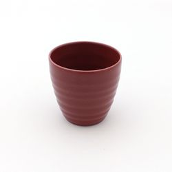 NEMO 달소금 예쁜 도자기잔 17색 기획물컵-인디언레드
