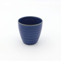 NEMO 달소금 예쁜 도자기잔 17색 기획물컵-스틸블루