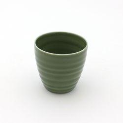 NEMO 달소금 예쁜 도자기잔 17색 기획물컵-그린