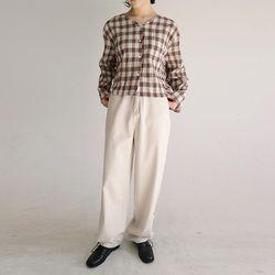 dry texture jogger pants (2colors)