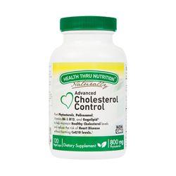 Advanced Cholesterol Control (NON-GMO) 800mg 베지캡 120개입