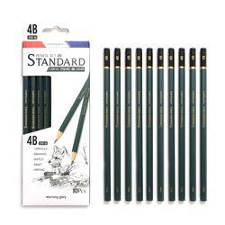 3000 스탠다드 연필세트 4B(10EA)