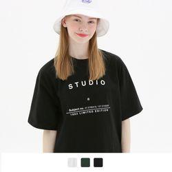 Lat 반팔 티셔츠 (3color)