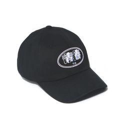 SS-L2 CURVED CAP-BLACK
