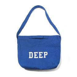 DEEP 2WAY BAG-BLUE