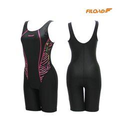 필로드 여성 수영복 FLOG3B426 3부U