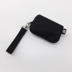 227 이이칠 ON02 : COIN BAG [ BLACK ]