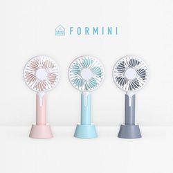 포미니(FORMINI) 스탠드 핸디 선풍기 (FMN-F11)