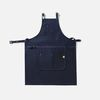APRON WORK Navy