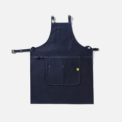 SWSW APRON WORK Navy