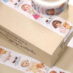 paper doll mate box tape ver.2
