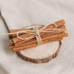 향나무 우드 코스터  캔들 받침  컵받침