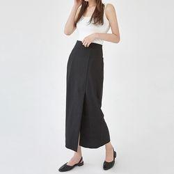 FRESH A long slit skirt (s m)