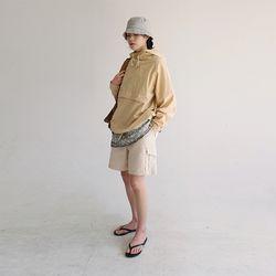anorak hood jacket (2colors)
