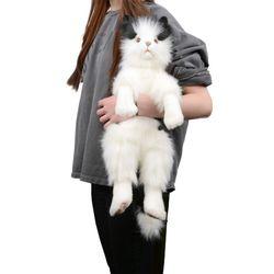 4642-고양이 인형 45cm.H