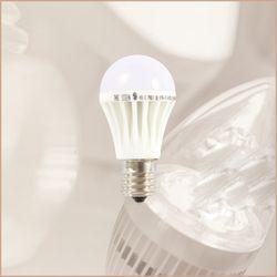 더쎈 미니크립톤 LED 3W E14 전구색 인테리어 램프