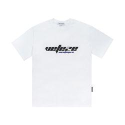 True Up Half T-Shirt (white)