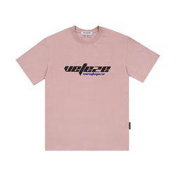 True Up Half T-Shirt (indi pink)