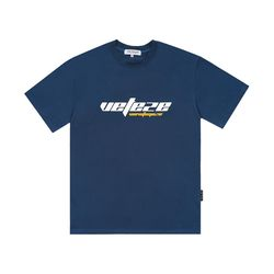 True Up Half T-Shirt (deep blue)