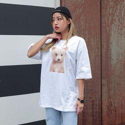 2470 하리 곰돌이 티셔츠 (2colors)