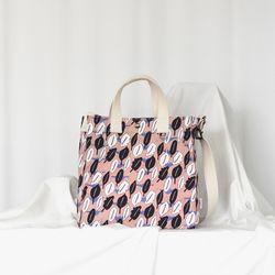 낙엽 속 꽁꽁 pattern bag