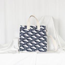 파도맛 pattern bag