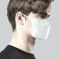 숨쉬는 초청정 마스크 블랙 화이트 [10매입]