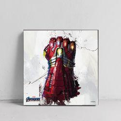 마블 인테리어 그림 액자 - 어벤져스 엔드게임 14종 M Size