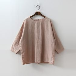Pintuck Blouse  - 7부소매