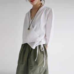 wareable mood lap blouse