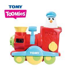 토미투미 목욕놀이 기차 장난감 72549