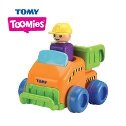 토미투미 학습놀이 작동 트럭 장난감