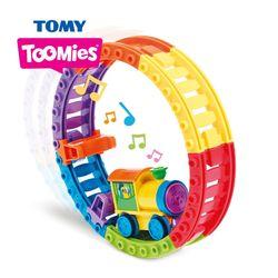 토미투미 학습놀이 작동기차 장난감 72360