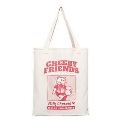 에코백(베이직) - Cheery Friends