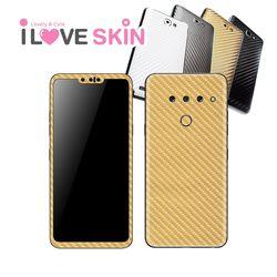 LG G8 ThinQ 휴대폰 카본스킨 보호필름 G820