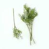 미모사 부케 (카네이션부케 꽃재료 인테리어소품)