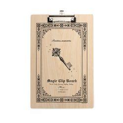 3800 마법클립보드 A4(열쇠)