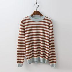 Combo Stripe Knit