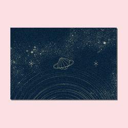 [3만원 이상 구매시 파우치 증정] Universe postcard