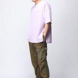 [매트블랙] 스누피 박스 반팔 티셔츠