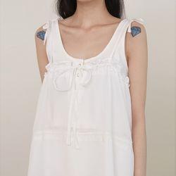 reve button sleeveless