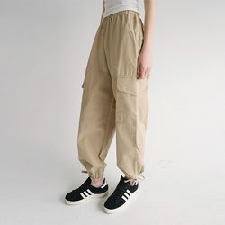 cargo vintage mood pants (3colors)