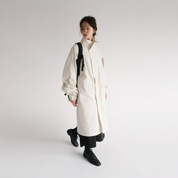 clean mood safari coat