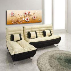 인테리어액자 벽장식 모란그림 카페소품 풍수인테리어
